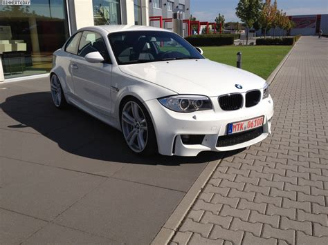 Bmw 1er Coupe V8 Umbau by Guy Shoe Horns M5 V10 Into 1 Series Coupe 5series Net