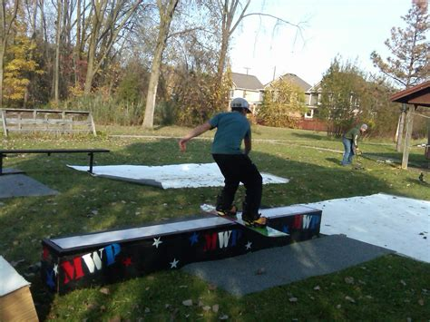 backyard snowboard 100 backyard snowboarding private mini skatepark
