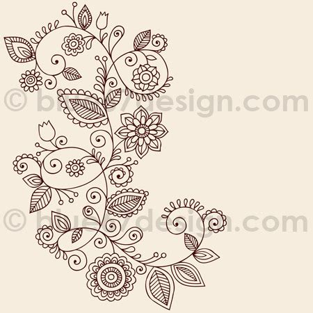 paisley flower tattoo designs paisley design on paisley tattoos