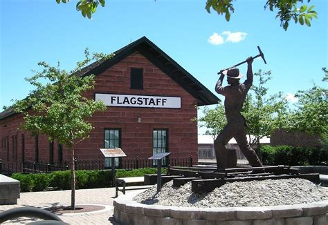 flagstaff daily photo flagstaff depot