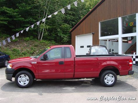 2007 Ford F150 Xl 5 Speed V6 For Sale In Laconia Nh