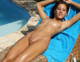 nude girls at the nudist resort 300x233 size