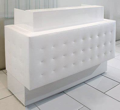 Lounge Desk Design X Mfg Salon Equipment Salon White Salon Reception Desk