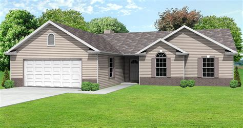 ranch style house plans or by brick ranch house plans2