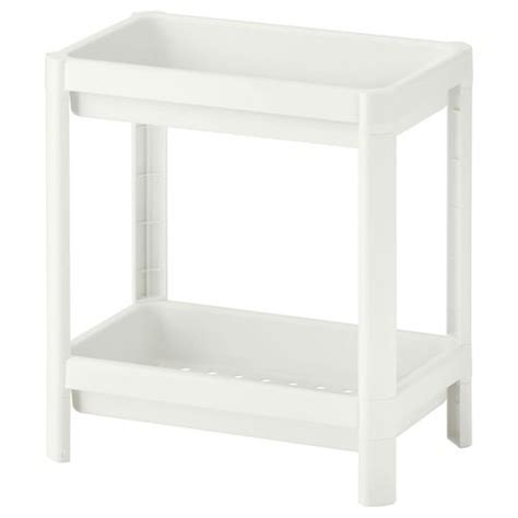 ikea bathroom shelving vesken shelving unit white 23x40 cm ikea bathroom