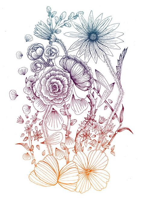 drawing doodle flowers how to drawing doodles flower drawing for