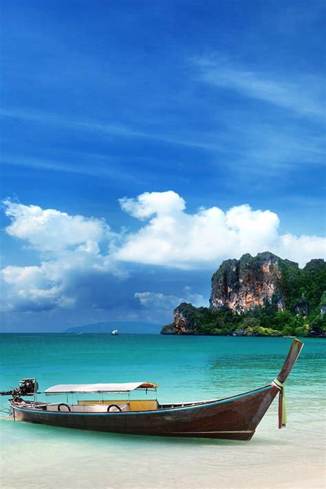 krabi beach iphone wallpaper hd