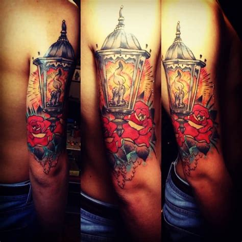 lantern tattoos 60 meaningful tattoos of fantastic lantern golfian