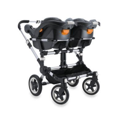 strollers with two car seats side by side this may be a winner side by side single strollers