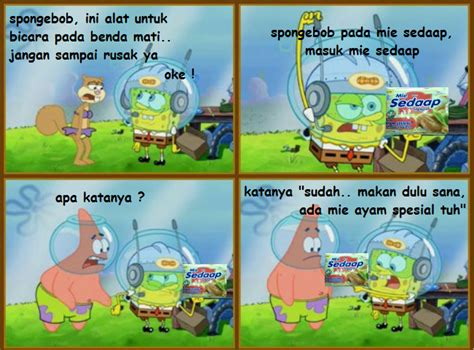 Meme Spongebob Indonesia - pin kumpulan meme comics indonesia spongebob collection on