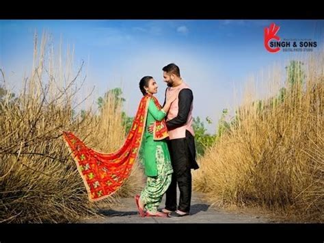 Best Punjabi Pre Wedding Shoot 2017   Sundeep