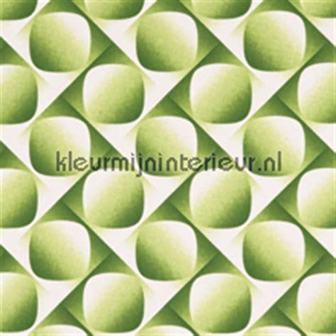 kant en klaar gordijnen retro retro patroon groen gordijnen kleurmijninterieur nl
