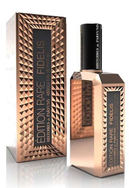 fidelis histoires de parfums perfume a new fragrance for and 2015