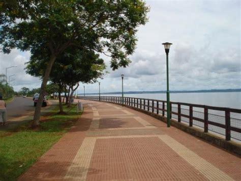 foto de posadas provincia de misiones costanera posadas