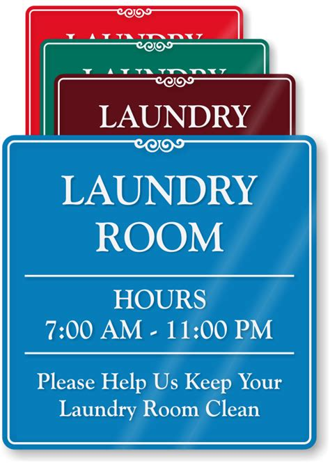 laundry signs laundry room signs