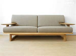 Wooden Modern Sofa Best 25 Wooden Sofa Ideas On Wooden Asian Outdoor Sofas And Minimalist