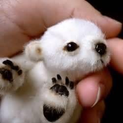 Fluffy Duvet Cover Lanny Yap Baby Polar Bear