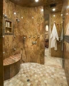 This walk in shower beautiful tilework masterbath bathroom design