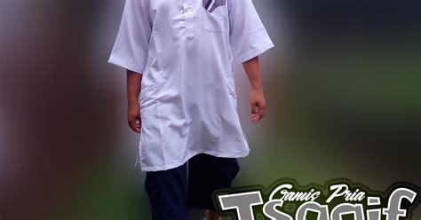 Gamis Pria Acs 04 gamis pria putih balotelli