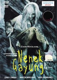 film misteri nenek gayung nenek gayung dvd indonesian movie 2012 cast by zacky