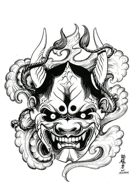 hannya mask tattoo book 203 best images about japanese on pinterest tattoo ideas