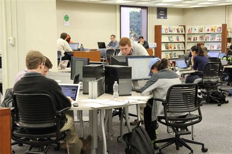 Cooper Library Study Room by Cooper Library Crammed With Cramming Students Clemson News And Stories South Carolina