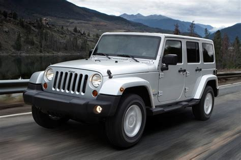 Diesel Powered Jeep by Diesel Powered Jeep Wrangler With Start Stop Unveiled For