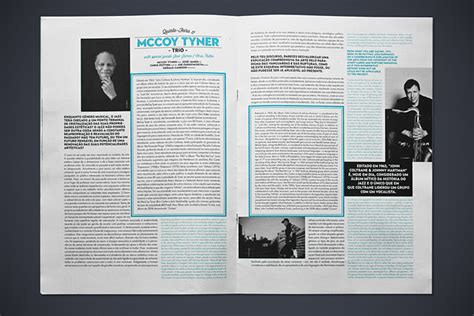 Layout Inspiration Magazine | design context indesign alligator layout brief research