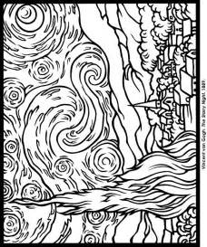 starry coloring page starry coloring pages az coloring pages