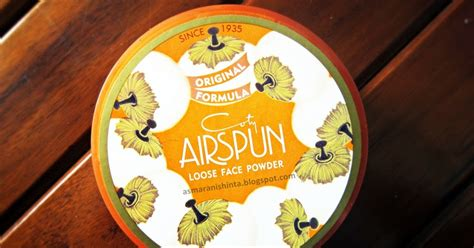 Bedak Coty Airspun every post has its own story review coty airspun powder translucent