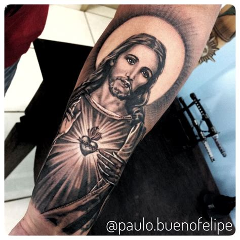 tattoo jesus cristo fotos les 25 meilleures id 233 es de la cat 233 gorie tattoo jesus