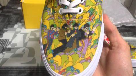 Jual Vans Era The Beatles vans era the beatles limited edition