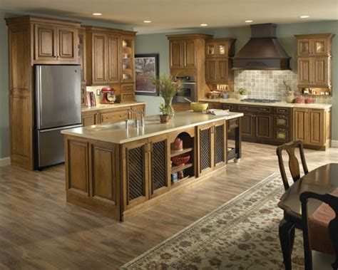 Shuler Cabinets by Schuler Cabinet Gallery Traditional Kitchen Chicago