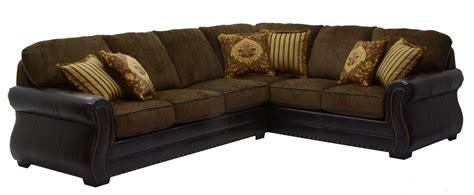 Jackson Austin Sectional Sofa Set Walnut 3202 62 72 Set Jackson Sectional Sofa
