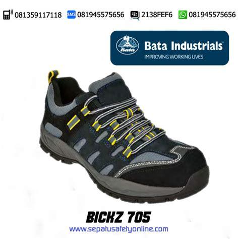Sepatu Safety Bata Titan bata bickz 705 pabrik sepatu safety bata surabaya