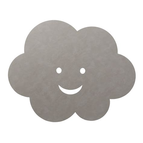 Cloud Mat by Leo Lind Dna Floormat Rug Cloud Xxxl Light