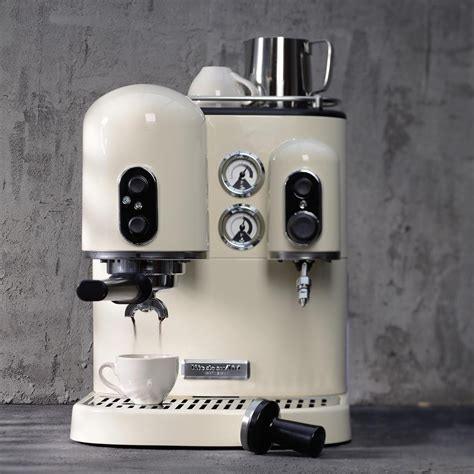 espresso machine kitchenaid kitchenaid artisan 5kes2102 espresso maker kitchenaid