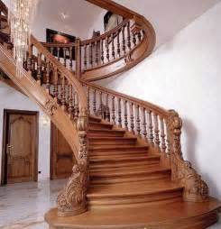 Wooden Banisters For Stairs 33 Staircase Designs Enriching Modern Interiors With