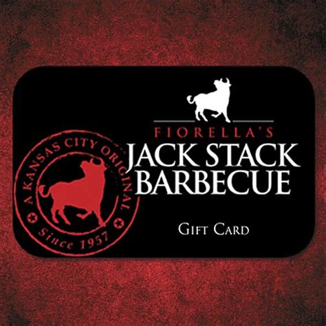 Stack Of Gift Cards - jack stack gift card