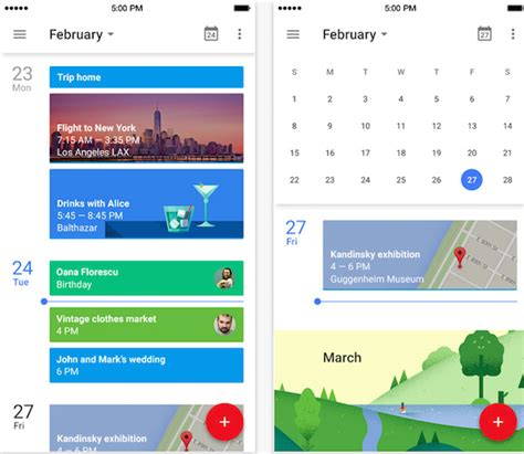 Gmail Calendar On Iphone Calendar Ios App Is Now Available