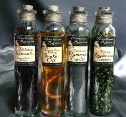 How To Spell Decorate Potion Bottles Quot Potions Quot Pinterest