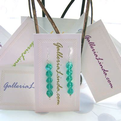 earring tent card template gallerialinda showcase how to make beautiful earring cards