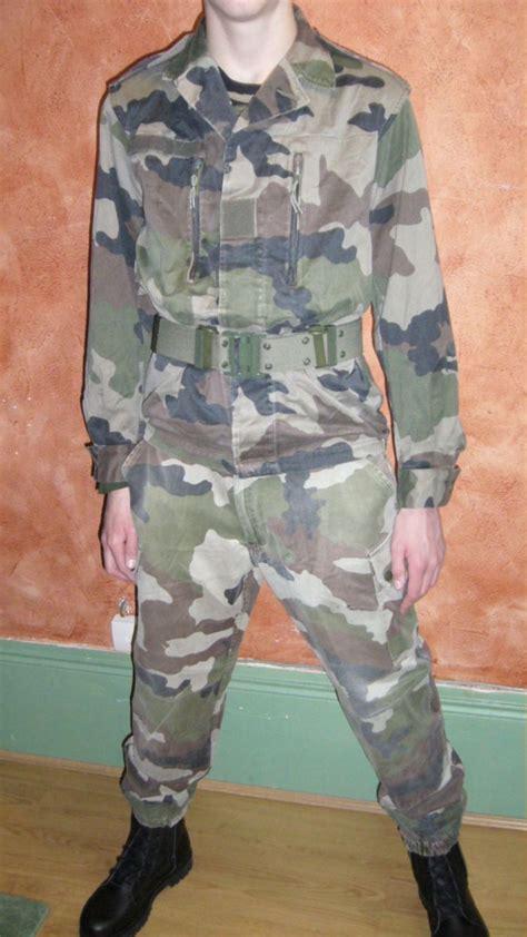 Treilli Militaire Femme by Pantalon De Treillis F2 Camouflage Militaire Destockage