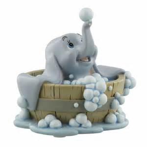 disney classics dumbo in bath figurine boxed new di181 ebay