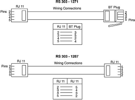 rj11 to bt wiring diagram wiring diagram with description