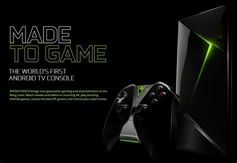 nvidia shield gaming console the nvidia shield tv gaming console smart home hub