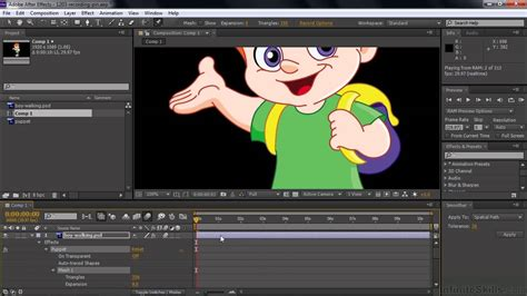 tutorial after effects puppet tool adobe after effects cc tutorial recording a puppet pin