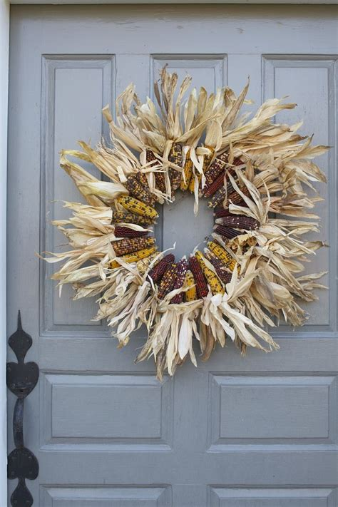 wreath diy thanksgiving wreath crafts diy holiday ideas pinterest