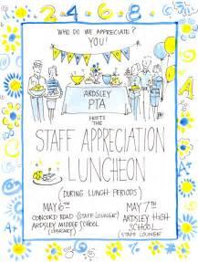 employee appreciation lunch invitation just b cause