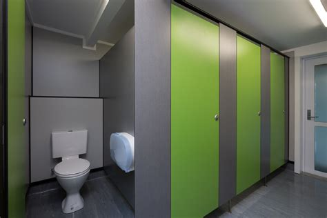 bathroom partition panels robust resco panels and partitions brighten school toilet